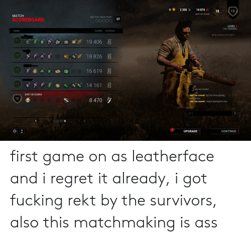 T-46 matchmaking
