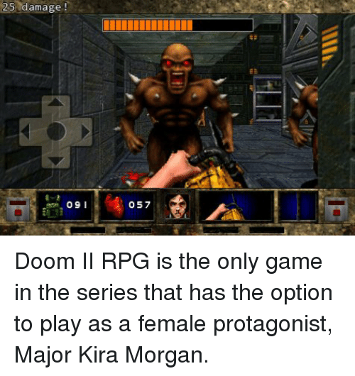 25 Damage 09 I O 57 Doom II RPG Is the Only Game in the
