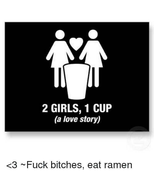 Memes, Ramen, and 🤖: 2 GIRLS, 1 CUP (a love story