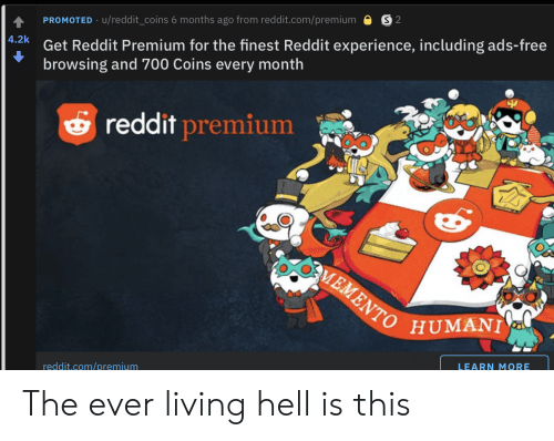 2 PROMOTED Ureddit_coins 6 Months Ago From Redditcompremium