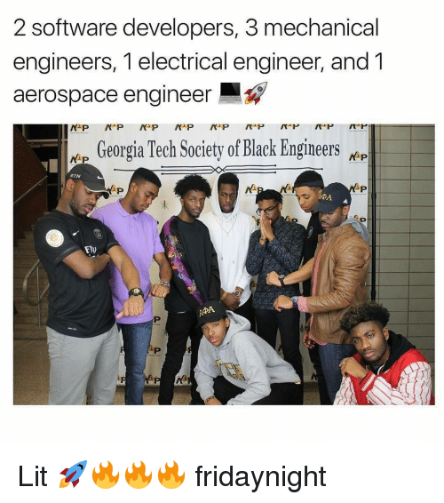 2 software developers 3 mechanical engineers 1 electrical engineer and 15575731 ✅ 25 best memes about georgia tech georgia tech memes,Georgia Tech Memes
