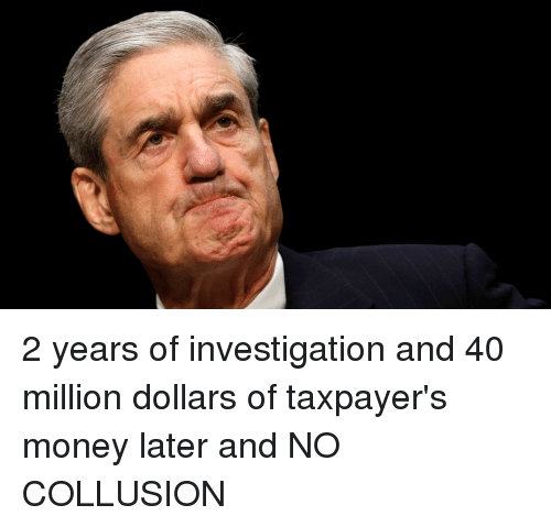 Money, Collusion, and Million Dollars