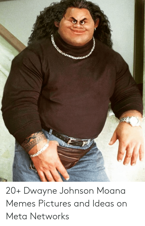 20 Dwayne Johnson Moana Memes Pictures And Ideas On Meta