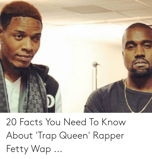 Fetty Wap Trap Queen Lyrics English