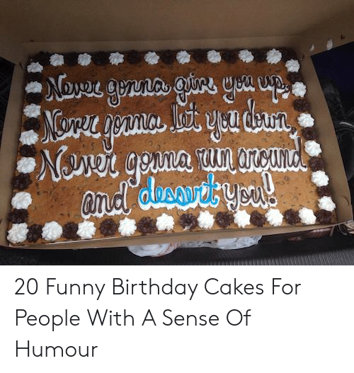 Remarkable 20 Funny Birthday Cakes For People With A Sense Of Humour Funny Birthday Cards Online Alyptdamsfinfo