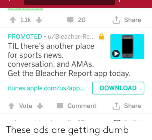 20 Share 11k PROMOTED uBleacher-Re TIL There's Another Place