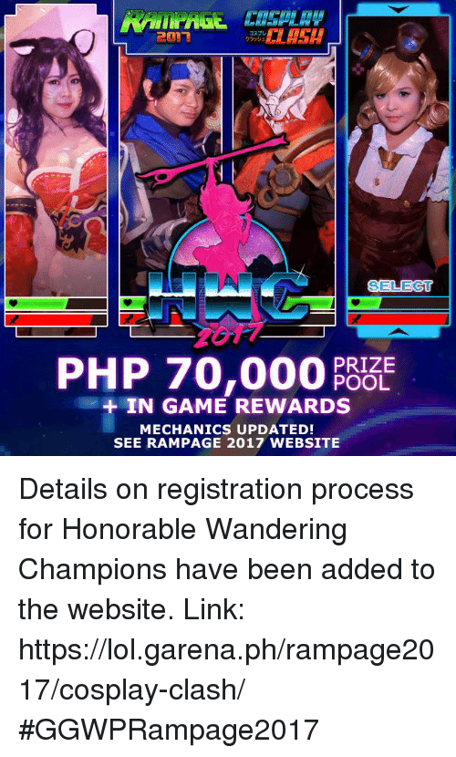 200n SELECT PHP 70000 PRIZE POOL IN GAME REWARDS MECHANICS UPDATED