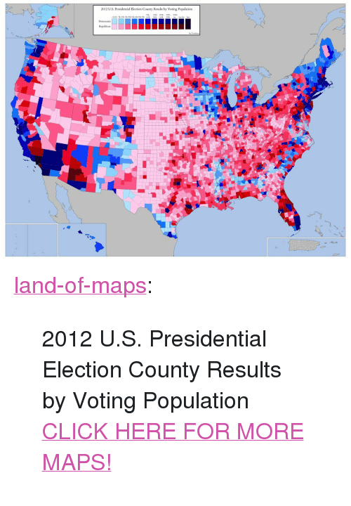 2012 US Presidential Election County Resules by Voring ...