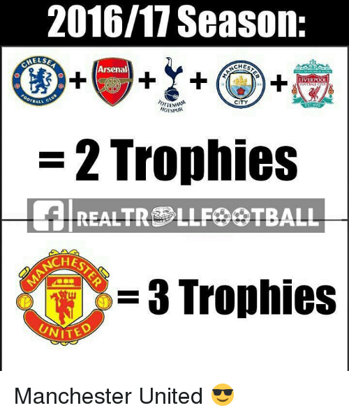 Arsenal Memes And Manchester United 2016 17 Season HOTSPUR 2