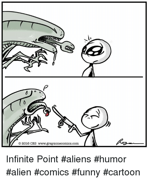 Funny Memes And Aliens 2016 CES Grayzonecomics Infinite Point