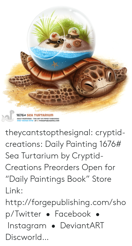 Daily Paintings The Art Of Piper Thibodeau