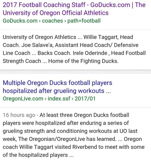 Memes Duck And Ducks 2017 Football Coaching Staff GoDucks The University