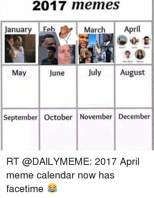 Facetime Funny And Meme  Memes January Feh March April Ashot Laura Shaon