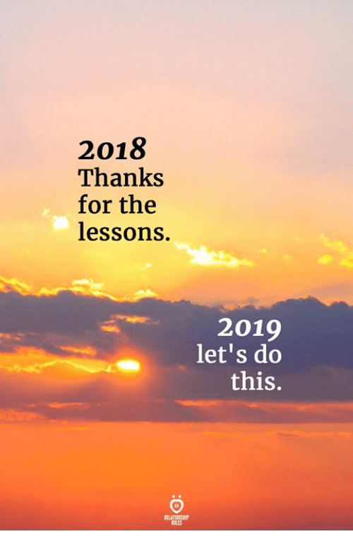 The Lesson 2019