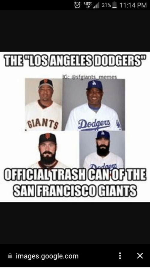 21 11 14 pm 4g the los angeles dodgers officialtrashcanof the 13730510 21% 1114 pm 4g the los angeles dodgers officialtrashcanof the san