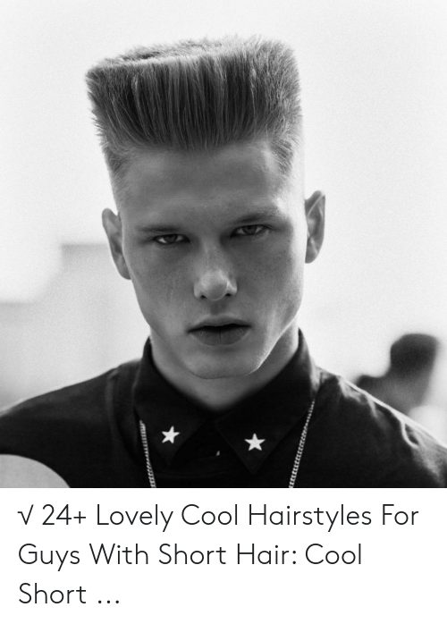 222222333333 √ 24+ Lovely Cool Hairstyles for Guys With ...
