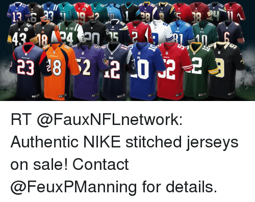 Home Market Barrel Room Trophy Room ◀ Share Related ▶ Football NFL Nike sports Stitches stitch authentic ons nikes jerseys Ware Poet next collect meme → Embed it next → 23 꿀8 52 2COJ2-2习 -2-I ware 审2 -1- 4 RT @FauxNFLnetwork Authentic NIKE stitched jerseys on sale! Contact @FeuxPManning for details Meme Football NFL Nike sports Stitches stitch authentic ons nikes jerseys ware Football Football NFL NFL Nike Nike sports sports Stitches Stitches stitch stitch authentic authentic ons ons nikes nikes jerseys jerseys None None found ON 2016-08-24 00:24:48 BY me.me source: twitter view more on me.me