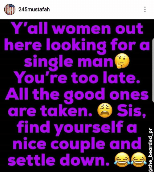 Woman looking for a man in pta