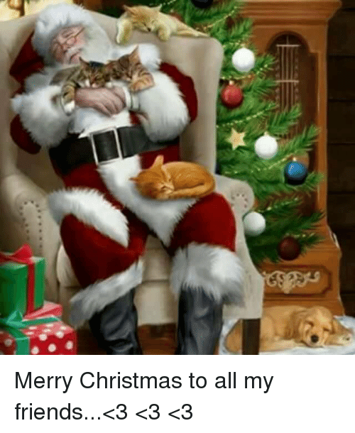 Merry Christmas My Friend.25 Merry Christmas To All My Friends 3 3 3 Meme On Me Me