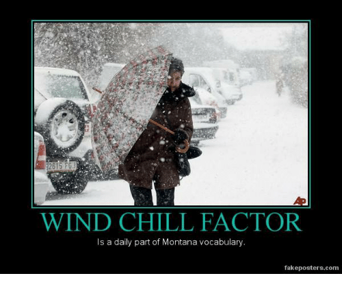 2615 pg wind chill factor s a daily part of montana