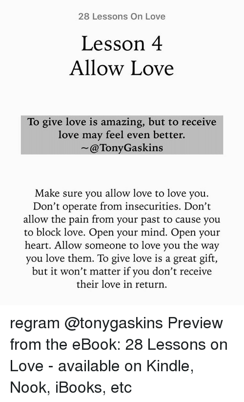 28 lessons on love lesson 4 allow love to give love is amazing but memes kindle and nook 28 lessons on love lesson 4 allow love to fandeluxe Document