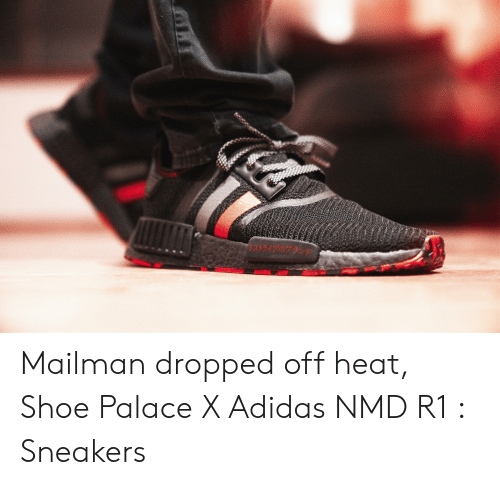 online retailer 77c36 dca03 3ストライブのブラン Mailman Dropped Off Heat Shoe Palace X ...