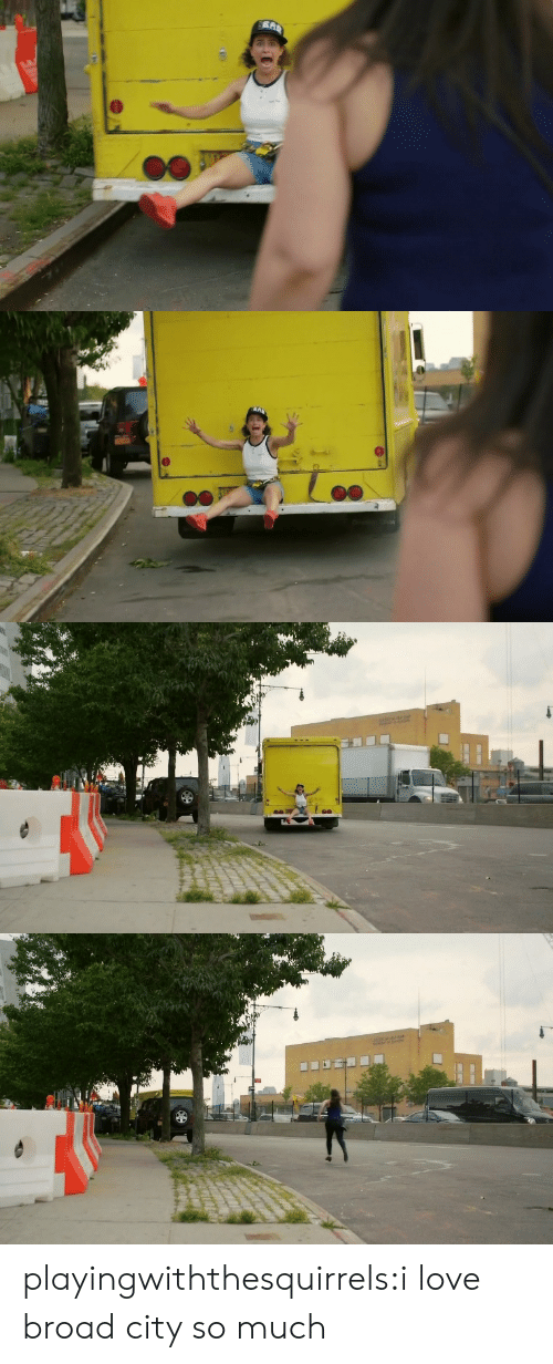 Love, Target, and Tumblr: 3  0 playingwiththesquirrels:i love broad city so much