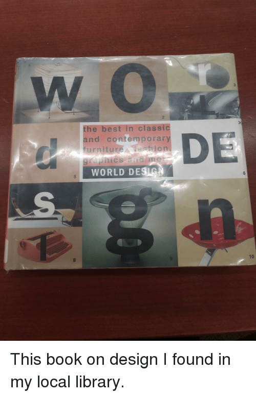 Best, Book, and Furniture: 3  2  he best in classic  and contemporary  furniture ie  shio  WORLD DESLG  5  10  8