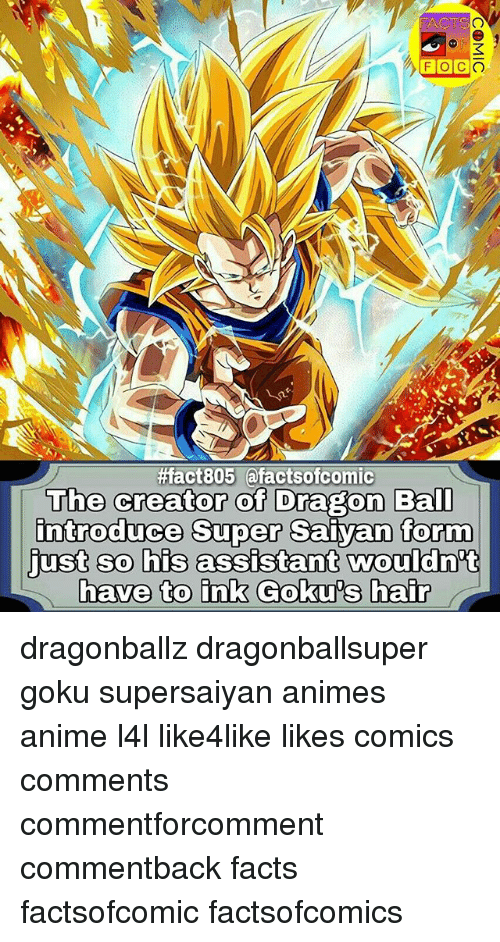 3 Act805 Afactsofcomic the Creator of Dragon Ball Introduce