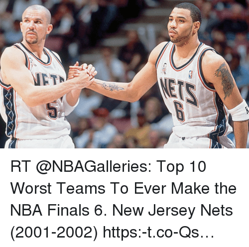 17bbdbd32c7 3 Al UETN RT Top 10 Worst Teams to Ever Make the NBA Finals 6 New ...