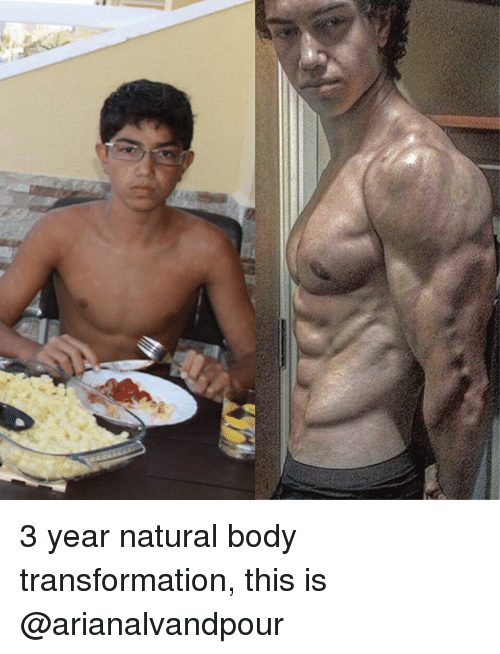3 year natural body transformation this is meme on me me