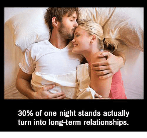 one night stand or relationship