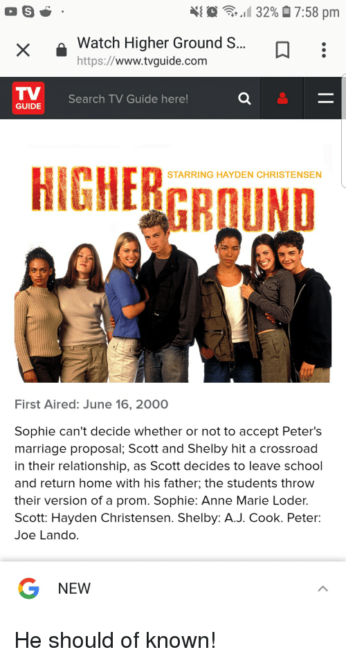 32% 758 Pm Watch Higher Ground S Httpswwwtvguidecom Search TV Guide