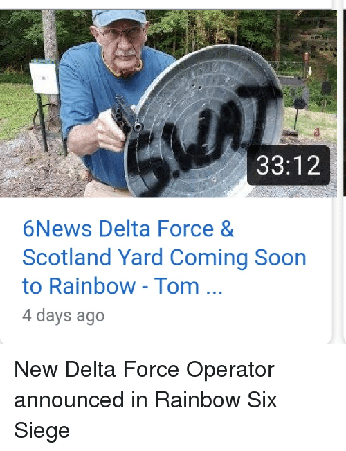 3312 6News Delta Force & Scotland Yard Coming Soon to