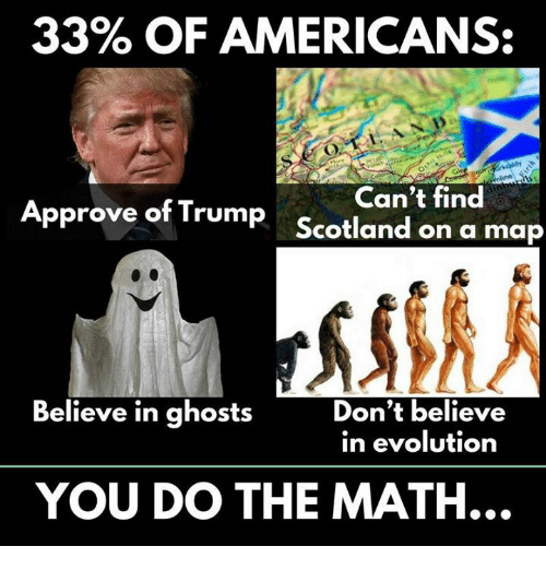 33 of americans approve of trump cant find scotland on 26823608 33% of americans approve of trump can't find scotland on a map