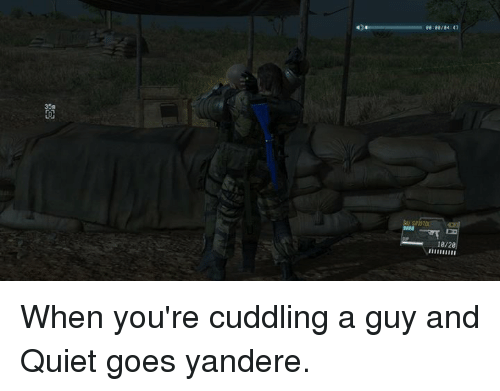 35n 202024 47 1020 When You're Cuddling a Guy and Quiet Goes Yandere