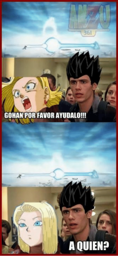 search gohan videl memes on meme