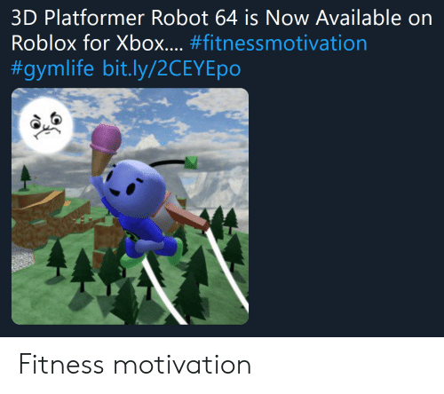 3D Platformer Robot 64 Is Now Available on Roblox for Xbox