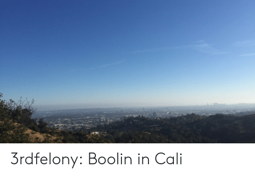Tumblr, Blog, and Http: 3rdfelony:  Boolin in Cali