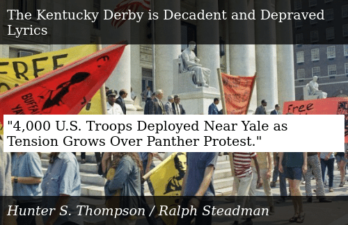 4000 US Troops Deployed Near Yale as Tension Grows Over