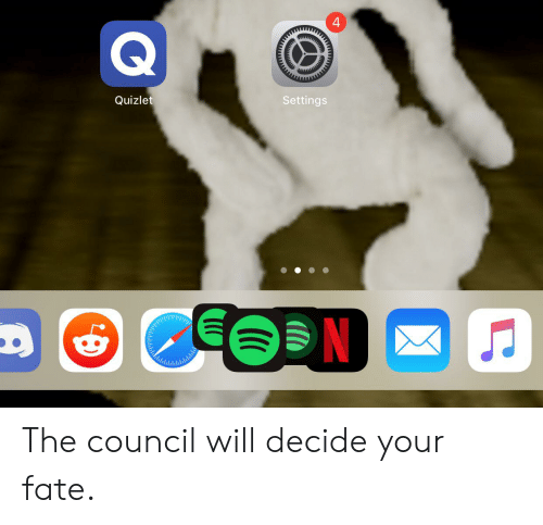 4 Q Quizlet Settings the Council Will Decide Your Fate