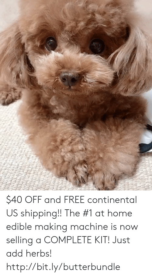 $40 OFF and FREE Continental US Shipping!! The #1 at Home