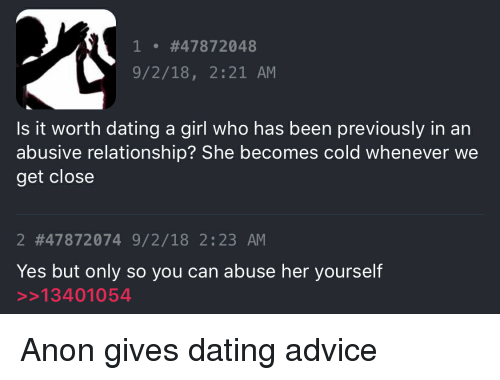 47872048 9218 221 AM Is It Worth Dating a Girl Who Has Been