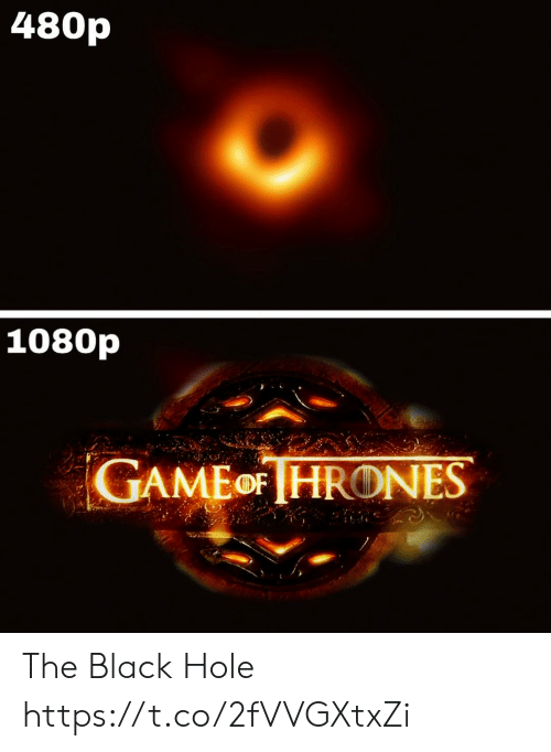 Memes, Black, and 🤖: 480p  1080p  GAMEOHRONES The Black Hole https://t.co/2fVVGXtxZi