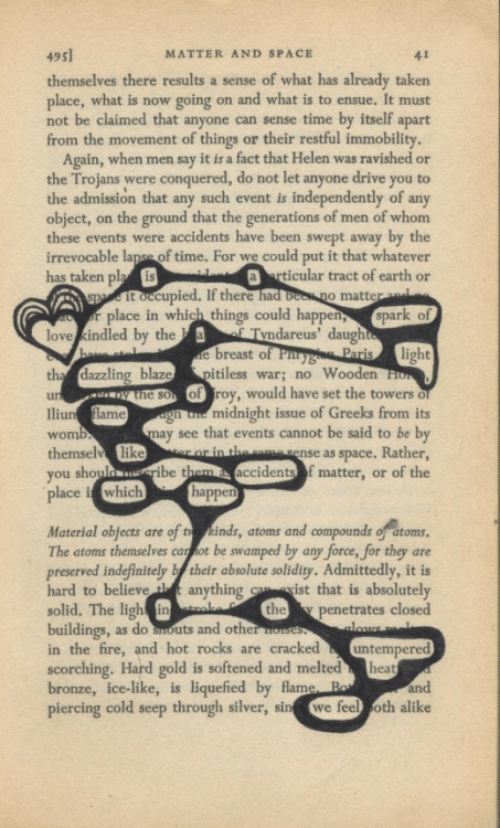 Fire, Love, and Taken: 4951  themselves there results a sense of what has already taken  place, what is now going on and what is to ensue. It mus  not be claimed that anyone can sense time by tself apart  from the movement of things or their restful immobility  MATTER AND SPACE  Again, when men say it is a fact that Helen was ravished or  the Trojans were conquered, do not let anyone drive you to  the admission that any such event is independently of any  object, on the ground that the generations of men of whom  these events were accidents have been swept away by the  irrevocable lapse of time. For we could put it that whatever  has taken pl  icular tract of earth or  IE occupied. If there had beeu no matte  place in which things could happen spar  f Tyndareus' daugh  breast of Pn Paris light  itiless war; no Wooden  roy, would have set the towers  love kindled by the  tha dazzling blaze  Lir  liun lame g e midnight issue of Greeks from its  womb  themsel  you sho  place i  e s  y see that events cannot be said to be by  nse as space. Rather  them s accidents f matter, or of the  like  which  Material objects are of inds, atoms and compounds o atoms  preserved indefinitely &their absolute solidity. Admittedly, it is  buildings, as do anuts and oth  The atoms themselves car lot be swamped by any force, for they are  hard to believe t anything ca i  solid. The ligh  ist that is absolutely  the y penetrates closed  in the fire, and hot rocks are cracked untempered  scorching. Hard gold is softened and melted hea  bronze, ice-like, is liquefied by flame  piercing cold seep through silver, sin e feel oth alike  an