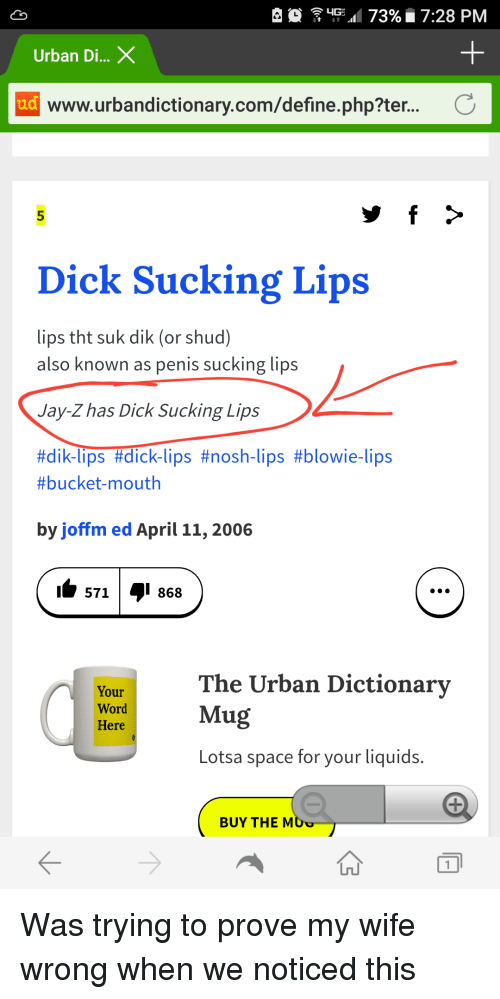 Definition swinging dick