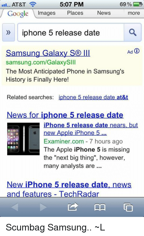 Apple Google And Iphone 507 PM 69 ATT Images