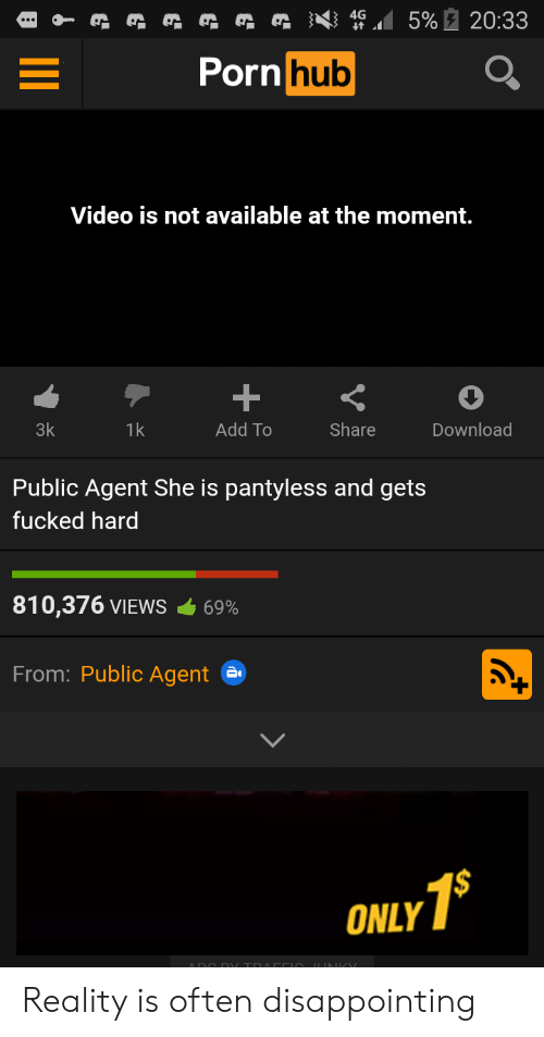 Pornhub Video Is Not Available