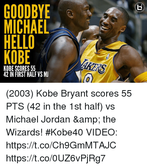 eb3a9c8c3c26 5 BAO 5 5A SH RS CLB SF 2 2003 Kobe Bryant Scores 55 PTS 42 in the ...
