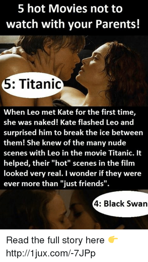 dating in the dark hot scene of titanic